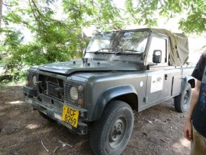 svc land rover